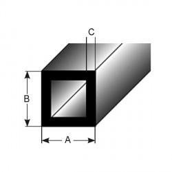 čtyřhranné trubky (AL-stavebí profily čisté po lisu)