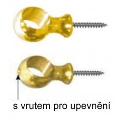 kulová očka pro tyče průměru 10 mm