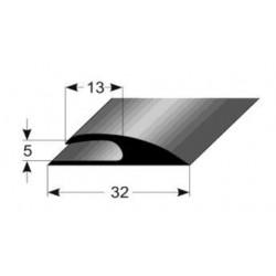 PVC - lemovací lišta, jednostranná