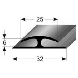 PVC - lemovací lišta, dvojstranná